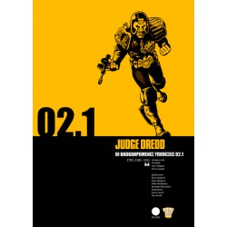Judge Dredd 02.1: Οι Ολοκληρωμένες Υποθέσεις