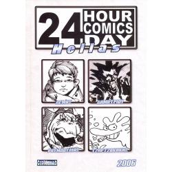 24 Hour Comics Day Hellas 2006
