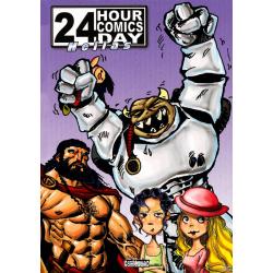24 Hour Comics Day Hellas 2007