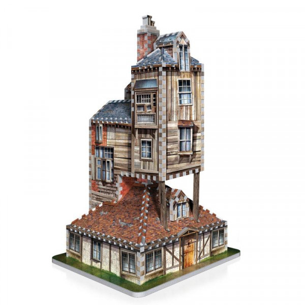 3D Puzzle Harry Potter: The Burrow (Weasley Family Home)