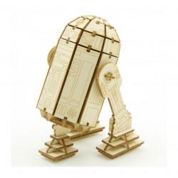 3D Wood Model Kit: Star Wars - R2-D2