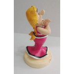 The Little Prince with the rose (21 cm)