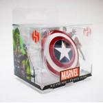 Keychain: Marvel Comics Metal Keychain Captain America's Shield