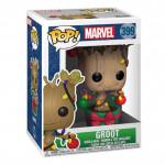 Guardians of the Galaxy POP! Vinyl Bobble-Head: Groot (Lights & Ornaments)