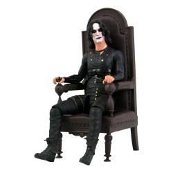 """Action Figure: Deluxe box set """"The Crow"""""""