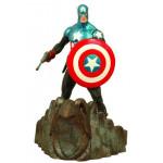 Action Figure: Marvel Select - Captain America