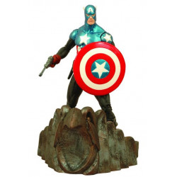 Action Figure: Marvel Select - Captain America