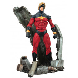 Action Figure: Marvel Select - Captain Marvel (Mar-Vell)