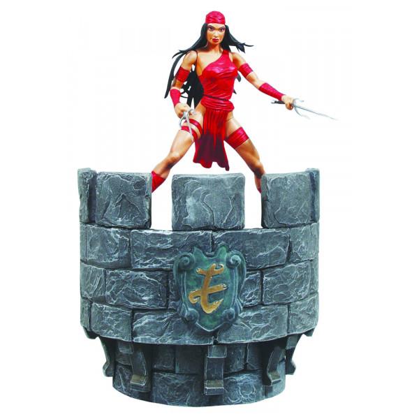 Action Figure: Marvel Select - Elektra