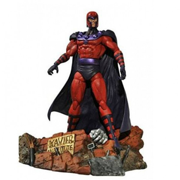 Action Figure: Marvel Select - Magneto