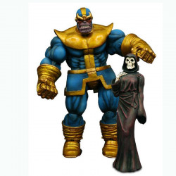 Action Figure: Marvel Select - Thanos