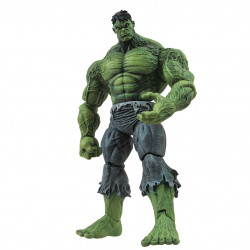 Action Figure: Marvel Select - Unleashed Hulk