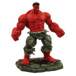 Action Figure: Marvel Select - The Red Hulk