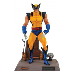 Action Figure: Marvel Select - Wolverine