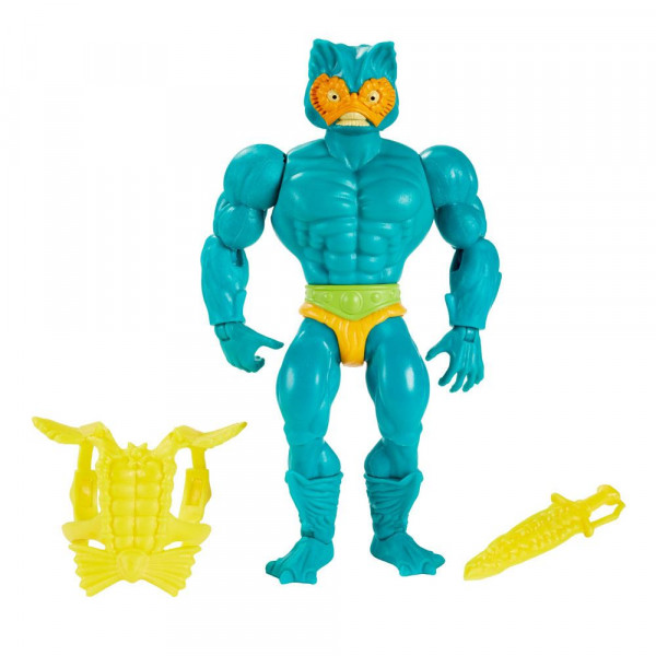 Action Figure: Masters of the Universe Origins - Mer-Man