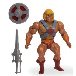 Action Figure: Masters of the Universe Vintage Collection Wave 1 - He-Man