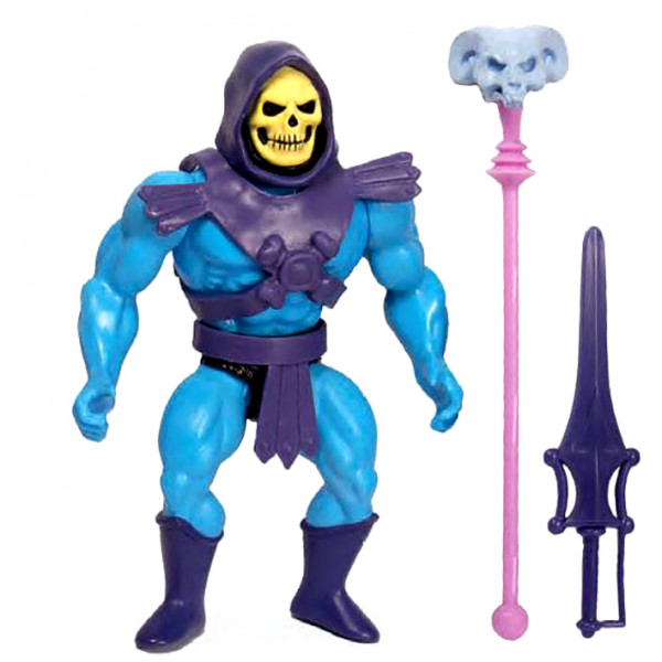 Action Figure: Masters of the Universe Vintage Collection Wave 1 - Σκέλετορ