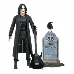 "Action Figure: The Crow Deluxe ""Eric Draven"""