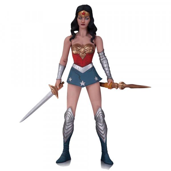 Action Figure: Wonder Woman by Jae Lee