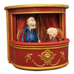 Action Figures: Στάτλερ & Γουάλντορφ (The Muppets)