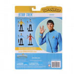 Bendable Figure Star Trek: Spock με επιστημονική θήκη και σύστημα επικοινωνίας