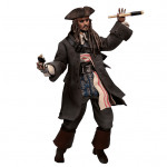 Action Figure: Pirates of the Caribbean - Jack Sparrow