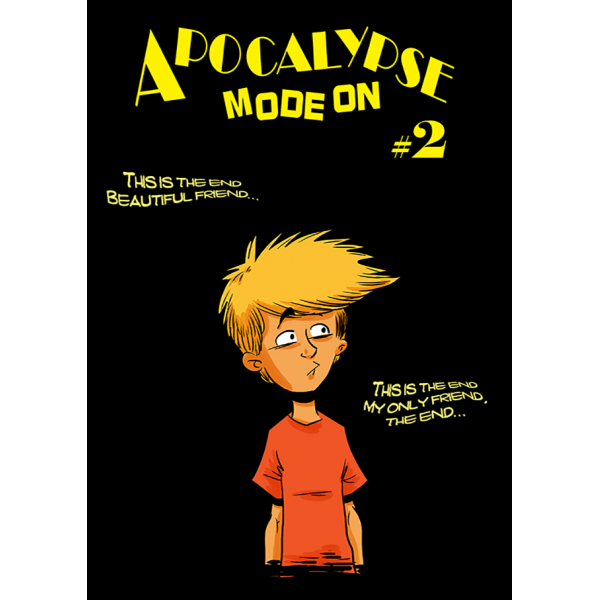 Apocalypse Mode On #2