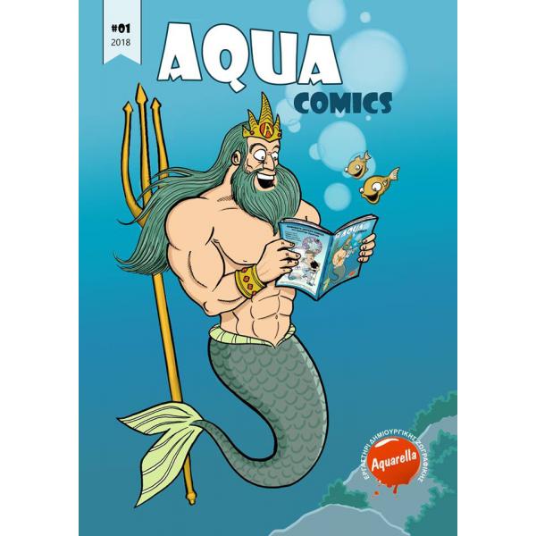 Aqua Comics