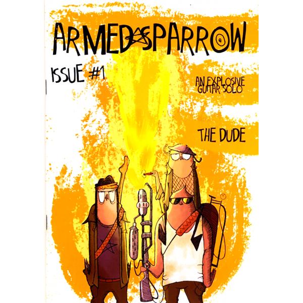 Armed Sparrow