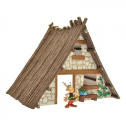 Asterix's House plus Asterix's mini figurine