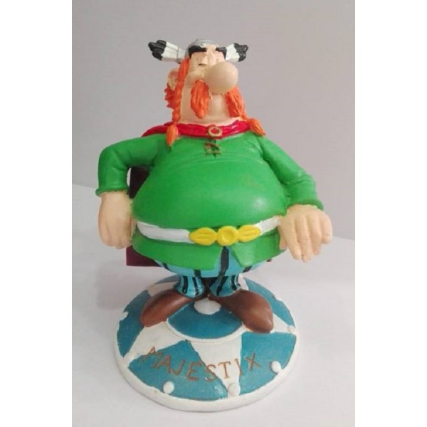 Asterix Series: Majestix (12 cm)