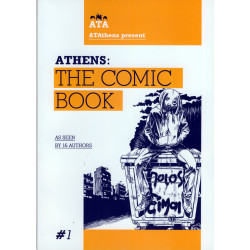 Athens: the comic book #01