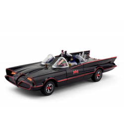 Batmobile 1966 with Batman and Robin (1:24 scale)