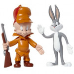 Bendable Figure: 2-Pack Bugs Bunny & Elmer Fudd