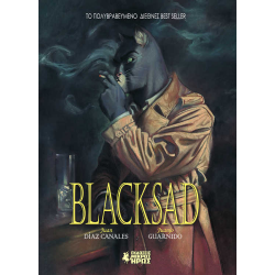 Blacksad (2η έκδοση)