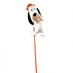 Bookmark: Droopy (orange)