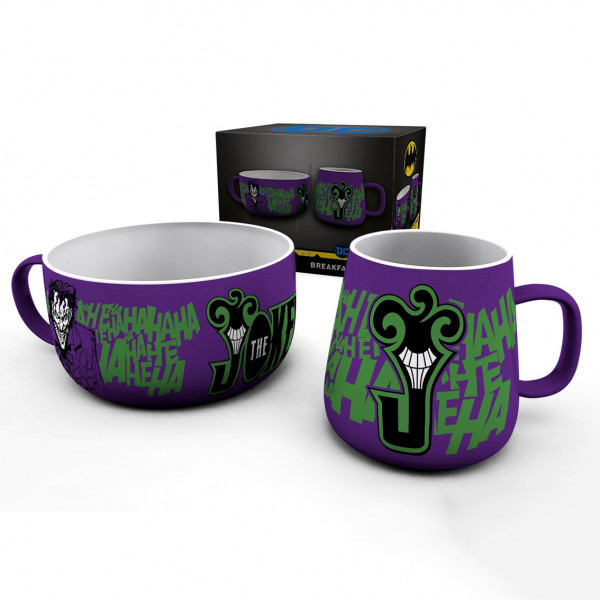 Breakfast Set: The Joker
