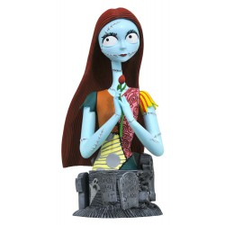 Bust: Sally from Nightmare before Christmas, 15 cm