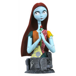 Bust: Sally from Nightmare before Christmas