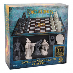 Chess Set: Lord of the Rings - Battle for Middle Earth