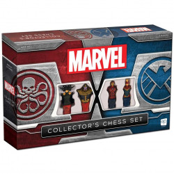 Chess Set: Marvel