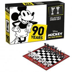 Σκάκι: 90 χρόνια Μίκυ Μάους