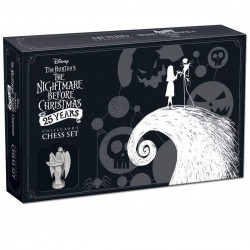 Chess Set: Nightmare before Christmas - 25 Years