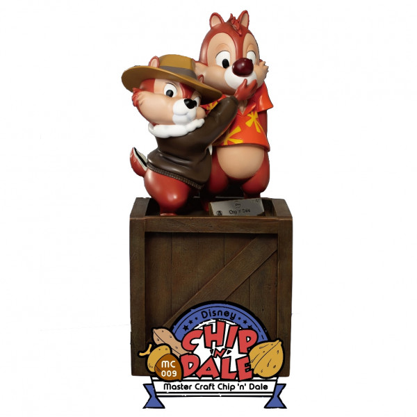 Chip 'n Dale: Rescue Rangers Master Craft Statue