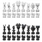 Chess Set: Mickey The True Original - 90 Years