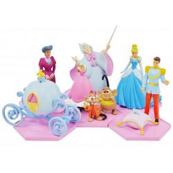 Cinderella Buildable Figures: Cinderella (set)
