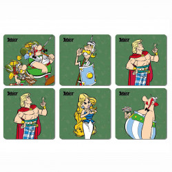 Coaster: Asterix - The Legionary 6-Pack