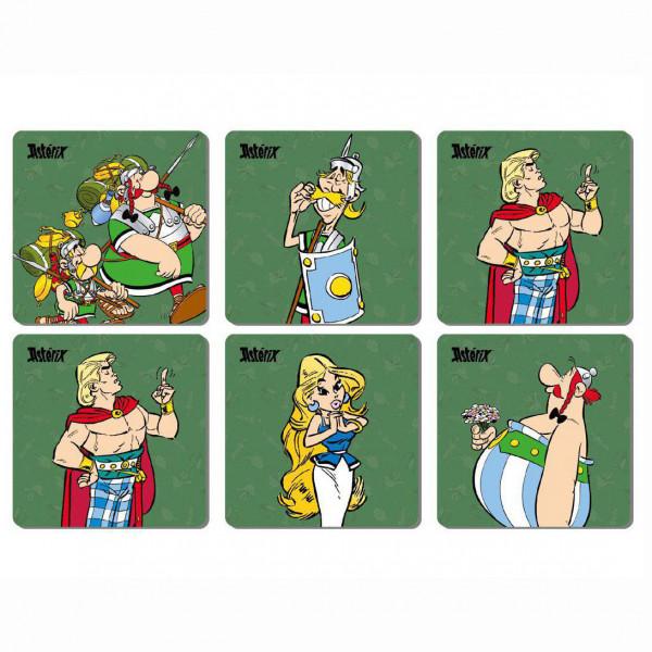 Coaster: Asterix - The Legionary 6-Pack