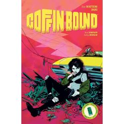 """Coffin Bound #01 """"A Damned Joy"""""""