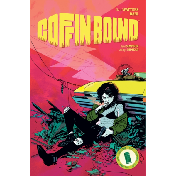 "Coffin Bound #01 ""A Damned Joy"""